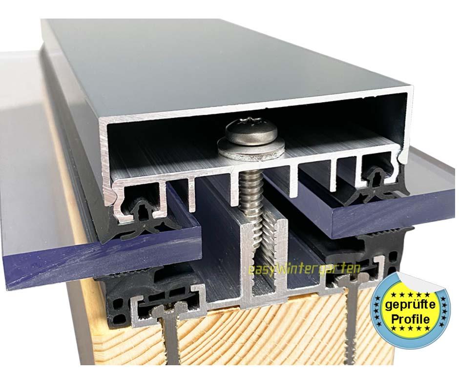 terrassenuberdachung glas selber bauen, terrassenüberdachung selber bauen mit glasdach, Design ideen