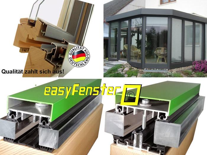 easyfenster aluprofile f r fenster und wintergarten dauerhafter holzschutz. Black Bedroom Furniture Sets. Home Design Ideas